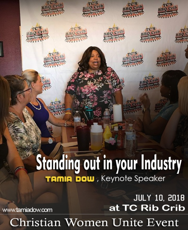 Standing out in your Industry